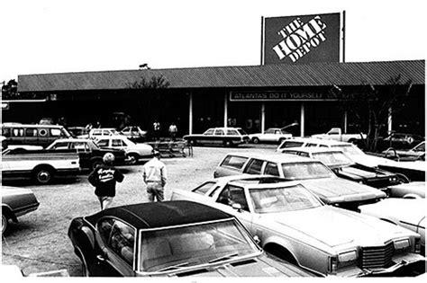photos home depot s history in atlanta