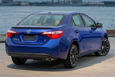 2015 Toyota Corolla S Plus Review Toyota Corolla S Plus 2015 Reviews Prices Ratings With