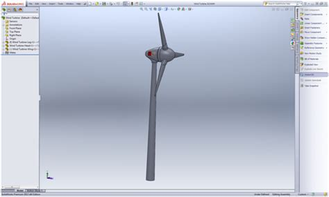 solidworks tutorial wind turbine flowcode 6 compatibility with solidworks