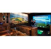 Golfer Man Cave Needs Including One That Costs More Than Your Car