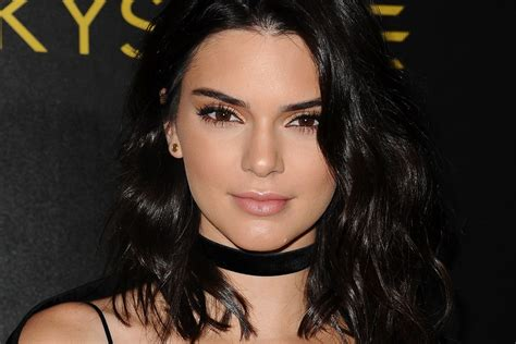 trick haircut story kendall jenner reveals her feelings on the vogue cover