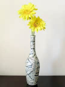Upcycling glass bottles and jars crafty lifestyle blog