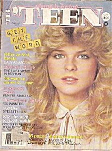 feathered bangs from 1979 127 best images about seventeen magazine memories on
