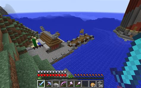 how to make a boat dispenser on minecraft how to build a boat dispenser in minecraft