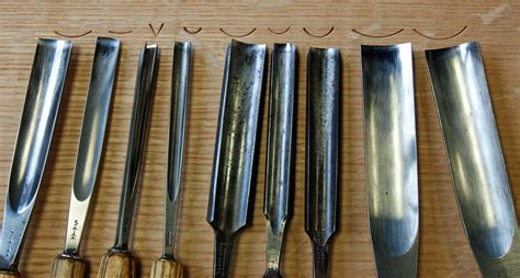 woodworking carving tools carving tools i use for oak furniture follansbee