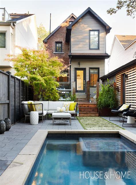 small backyard pools ideas  pinterest small pools small pool ideas  backyard