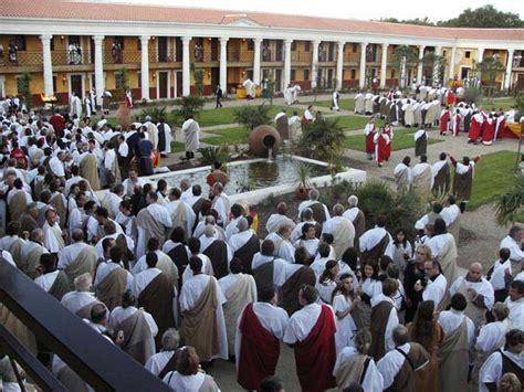 La Villa Gallo Romaine Puy Du Fou 4707 by Villa Gallo Romaine