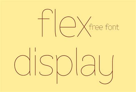 web design embed font 30 free thin and light fonts for your very best flat web