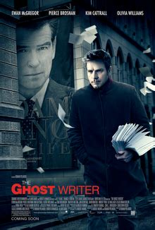 ghost writer film wikipedia