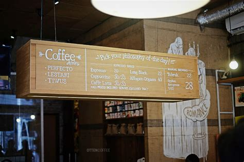 berimajinasi  kedai filosofi kopi majalah otten coffee