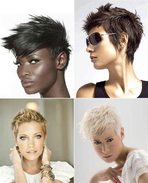 short spiky hairstyles hairstyles hair photo com