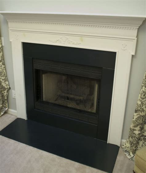 1000 ideas about tile around fireplace on