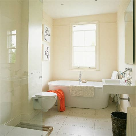 bathroom with pale walls and philippe starck bath