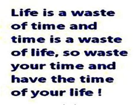 An Mba Is A Waste Of Time by Ricardo Hepburn Richie Time Quotes