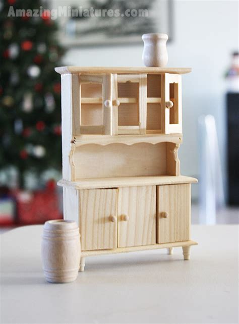 miniture doll house furniture some thoughts on unfinished miniature furniture