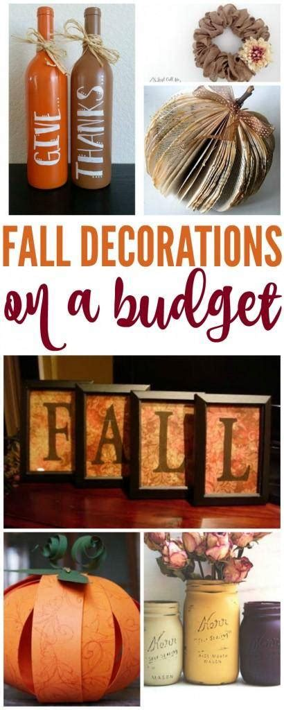the best fall decor on a budget bless er house fall decorations you can make on a budget