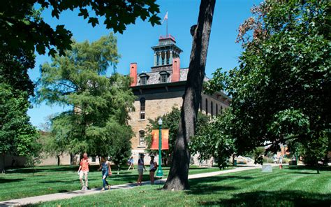 Baker College Mba Accreditation by Baker Top Ranked In Kansas