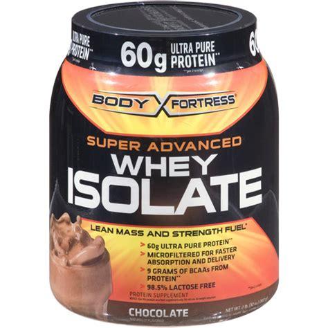 protein powder walmart fortress chocolate advanced whey isolate