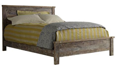 reclaimed wood king bed hton reclaimed wood teak bed