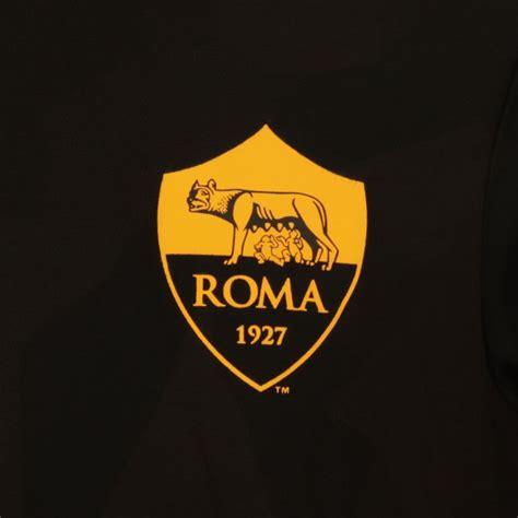 Tshirt As Roma 1 t shirt as roma third 2017 18 sur foot fr