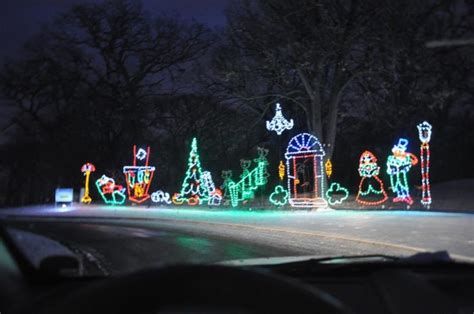 11 best christmas light displays in wisconsin 2016