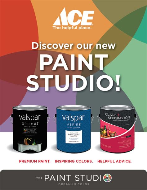 ace hardwareace hardware paint studio ace hardware