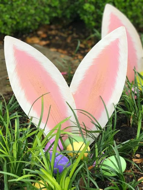 best 25 outdoor easter decorations ideas on pinterest
