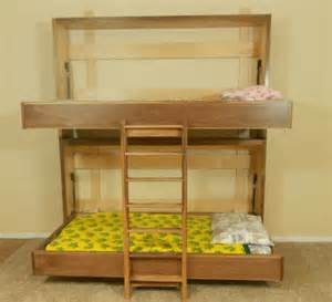 Bunk Bed Murphy Bed Murphy Fold Up Bunk Beds