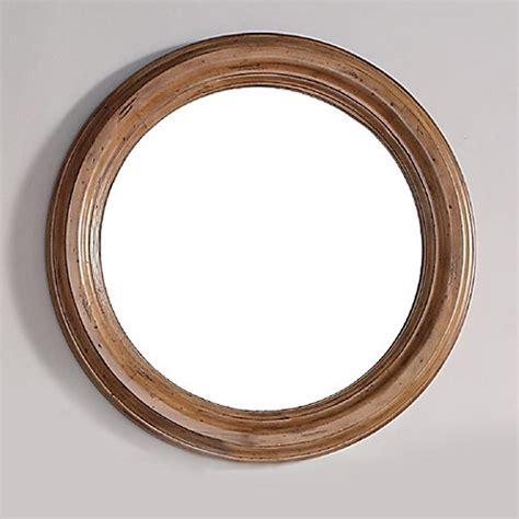 40 inch mirror malibu 40 inch mirror in honey alder bed bath beyond