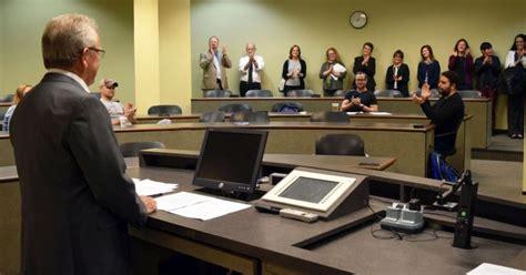 Jd Mba Programs Los Angeles by Professor Michael Retires Southwestern School