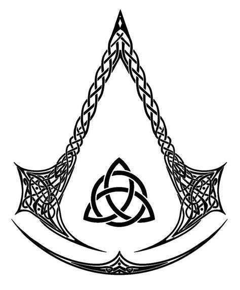 assassins creed tattoo meaning irish brotherhood symbol assassinscreed