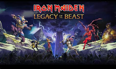 brave new world tour iron maiden the beast iron maiden enter brave new world with legacy of the beast game announcement gaming
