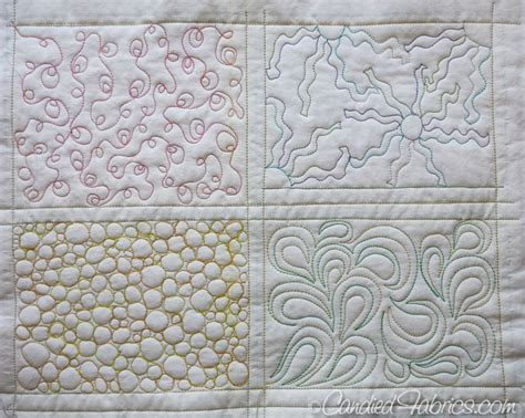 Free Quilting Motifs by Studio Snapshots Building A Sler Book For Free Motion