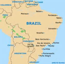 map of south america de janeiro sao paulo orientation and maps sao paulo brazil