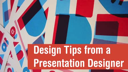 design agency powerpoint design tips from a presentation designer powerpoint