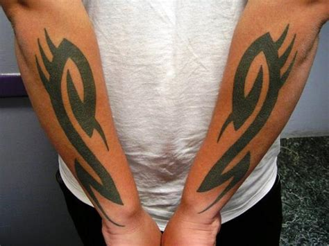 tribal tattoo designs for men forearm tribal forearm tattoos designs ideas and meaning