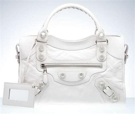 Bag Bliss Giveaway Balenciaga Brief Handbag Last Call by Would You Buy A White Balenciaga Bag Purseblog