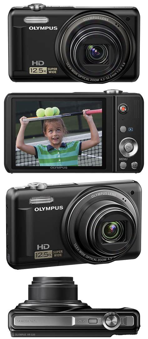 Olympus Vr 320 Olympus Vr 320 Digital News And Reviews