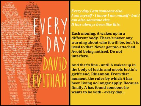 s day summary reviews from a bookworm every day by david levithan the