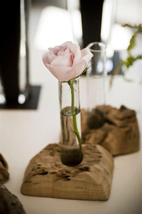 cool tree stump vases
