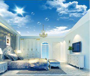 wallpaper awan plafon gambar motip plapon gypsum desain cet langit pemasangan