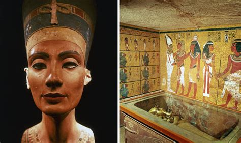 queen nefertiti greatest mystery of ancient egypt is secret chamber mystery resting place of egyptian queen