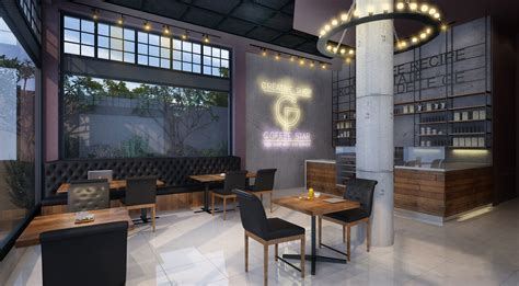 architectural design of coffee shop cgarchitect professional 3d architectural visualization