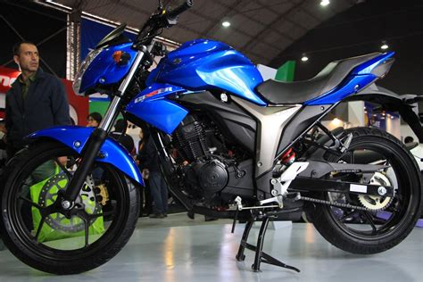 Suzuki Gixxer 150 Photos Todo Sobre Suzuki Gixxer 150 Todoautos