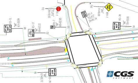 design management usa cgs plus to offer autosign for u s traffic signs