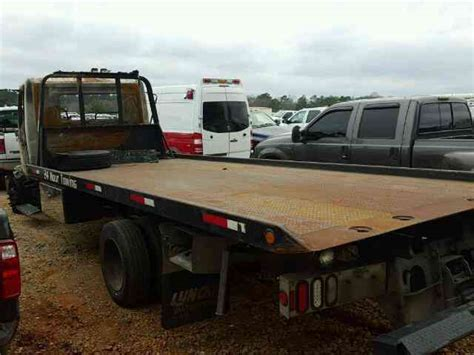 rollback bed vulcan 2013 flatbeds rollbacks