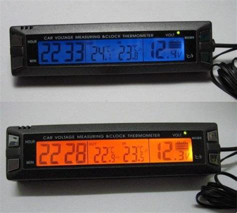 Alarm Motor Malaysia car clock voltmeter thermometer in end 12 19 2018 11 15 pm