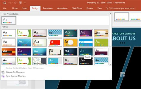 changing powerpoint template how to quickly change powerpoint templates