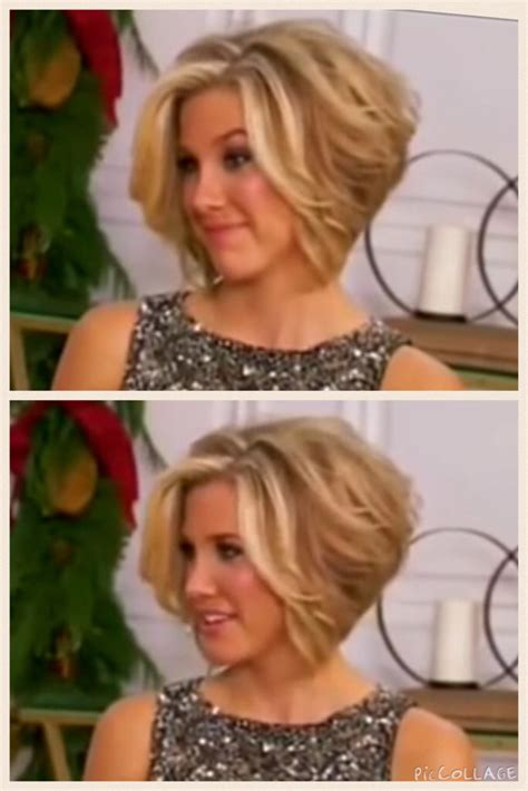 What Kind Of Haircut Did Savannah Chrisley Get | savannah chrisley bob hair hair pinterest chats