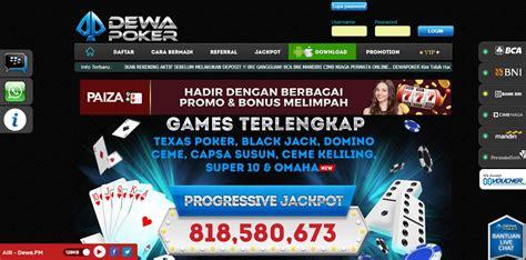 menangdewapoker link alternatif terpopuler  taruhan judi poker capsa  terpercaya